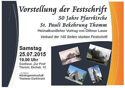 Festschrift_50_Jahre_Pfarrkirche_Thomm