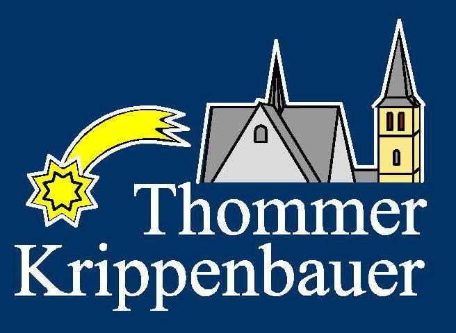 Logo der Thommer Krippenbauer